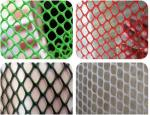 Food Grade Extruded Plastic Mesh Netting Durable For Food Equipment