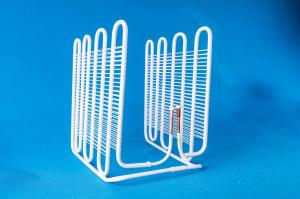 China Wire Bundy Tube Refrigerator Evaporator for Upright Freezer ROHS Certificate on sale