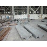High Cr-Mo Alloy Steel Casting For Cement Mill , Ball Mill Mining
