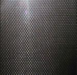 Placa de la fibra de carbono de UD