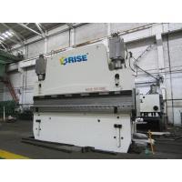4 Axis CE Press Brake Sheet Metal Bending Machine CNC Electric Hydraulic 14mm
