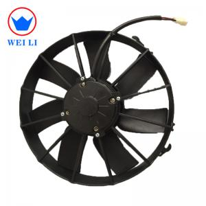 China SPAL Condenser Fan Motor With Suction Direction , Bus Universal Roof Top A/C Parts on sale