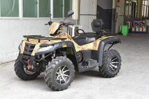 China poder grande RYS500 ATV 4WD de 2016 personas del modelo 2 toda la bici ATV en declive de Quade del vehículo del terreno on sale