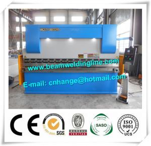 China E21 NC 2500mm Sheet Metal Hydraulic Press Brake For WC67Y 160T Steel Plate on sale