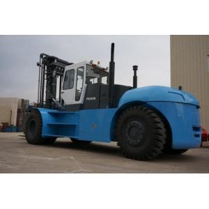 China 30T-32T ton diesel forklift truck 30ton container forklift 30 ton capacity forklift truck on sale