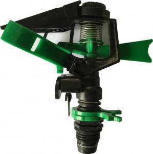 China Male Thread Rain Bird Plastic Impact Sprinkler 8-13 M  Spray Distance on sale
