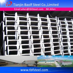 China ASTM A36, DIAGRAMME DE TAILLE DE POUTRE EN ACIER DE SS400 S235JR on sale