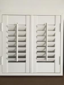 China PVC Shutters  / PVC shutter parts/ PVC plantation shutter on sale