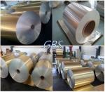 Heat Resistant Hydrophilic Aluminium Foil Corrosion Resistance For Radiating Fins