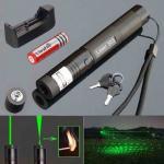 Indicateur militaire de laser de vert de poutre de Burning pour l'économie de puissance de présentation 303