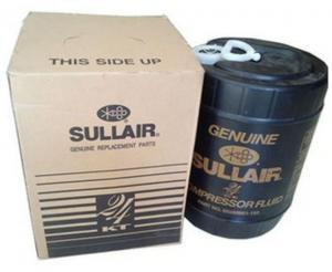 Quality Sullair Synthetic Air Compressor Oil 38440236 20l Low Fuel Consumption for sale