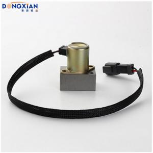 China Komatsu 702-21-57400 Solenoid Valve Pilot Valve for PC200-6 PC200-7 PC300-7 Excavator on sale