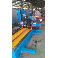 China Smooth Suface Flying Cut Off Saw , CRC Material Pipe Cutting Saw ISO9001 on sale