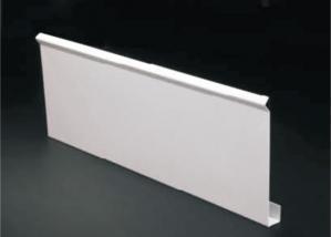 China Tejas comerciales/G - techo formado del techo de la rejilla falsa interior de la pantalla de la cuchilla on sale
