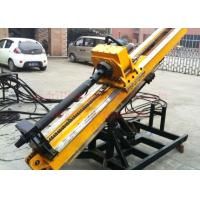 Rotary Anchor Engineering Drilling Rig Diesel Engine / Electric Motor Powered