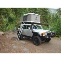 Pop Up Auto Hard Shell Truck Tent Air Permeable For Travel Hiking Camping