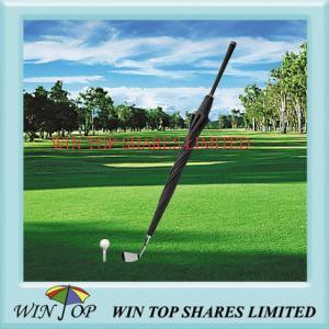 China 23 guarda-chuva do golfe da invenção/guarda-chuva de Golf Club on sale
