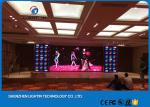 China Indoor Media Video Led Full Color Display Screen Wall P3 SMD2121 Energy saving wholesale