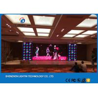 Indoor Media Video Led Full Color Display Screen Wall P3 SMD2121 Energy saving