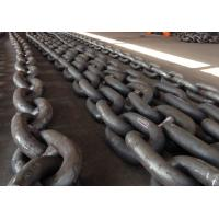 Offshore Mooring Anchor Chain R3 Grade Stud / Studless Link With Certificate