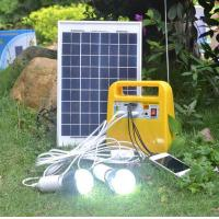 China Mini DC Solar Lantern Solar Power Accessories USB Output 4m Lamp Holder Cable on sale