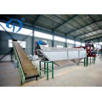 2018 food standard tapioca starch extraction machine professional factory cassava processing plant
