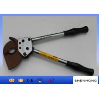China Cutting Tools J13 Ratchet Cable Cutter Used In Overhead Line Consruction on sale
