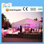 2018 hot sale wedding marquee tent 15x30 m wedding tent,  white color for 400 people