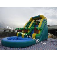 big kahuna inflatable water slide , jumbo water slide inflatable