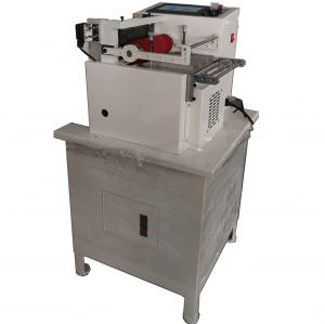 China high precision little tolerance automatic kiss cutting sticker sheeting machine on sale
