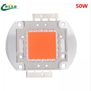 China 50W full spectrum 380-840nm led grow chip ! growing led chip induction grow on sale