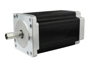 China 2 Phase NEMA24 60BHH 60BYGH Hybrid Stepper Motor , 60MM Stepper Motor for Textile Machinery wholesale