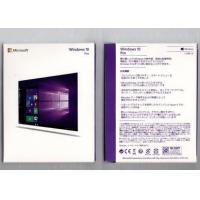 English Language Product OEM Key , 64 Bit Software For Windows 10 Pro Retail Box