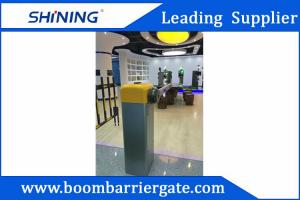 China 1-6m Metal Driveway Barrier Gate With RFID , Automatic Car Parking Barriers on sale