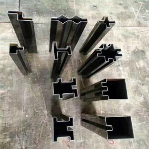 China OEM customized stainless steel sheet bending profile shaped metal trims on sale
