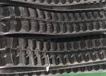 Nissan 100b3 Rt100 Replacement Rubber Tracks , Jointless Mini Excavator Tracks