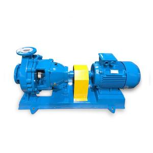 China Industrial Sound Performance End Section Pump Advanced Hydraulic Model For Boilers on sale