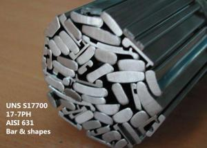 China UNS S17700 / AISI 631 Special Alloys For Clean Energy And Oceaneering Excellent Hardness on sale
