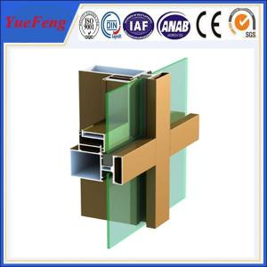 China Good Quality Aluminum Frame to Make Doors and Windows from China Factory wholesale