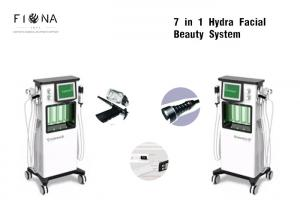 China Newest 7 in 1 Skin Care Beauty Salon Equipment Co2 Oxygenated Water Hydra Aqua Peel Facial Machine on sale