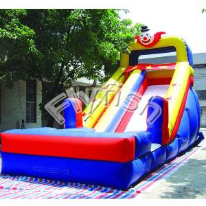 China cheap inflatable slides for sale on sale