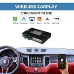 CDR+ Radio System Porsche PCM 3.1 Carplay Wireless Apple CarPlay Smartbox