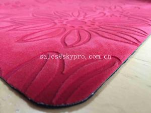 China Yoga Mat Material EVA Foam Sheet with 80 KG/m3 Density , 3mm-15mm Thickness on sale