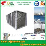 Vertical Electric Boiler Air Preheater In Steam Power Plant Tubular Type
