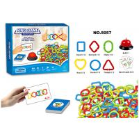 China Intelligent Fishing Board Games Educational Play Toys For Children 54Pcs on sale
