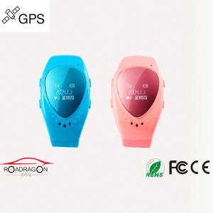China Mini Personal GPS Tracker With Sos Panic Button , Tracking Devices For Kids on sale