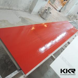 China Artificial stone acrylic solid surface sheet artificial marble sheet on sale