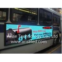 China LED banner signs/ Bus LED Display P5/P6/P7.62 on sale