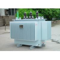 Full Sealed Outdoor Three Phase Power Transformers , 20kv Oil Filled Transformer