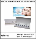 sterile hyaluronic acid solution for mesotherapy